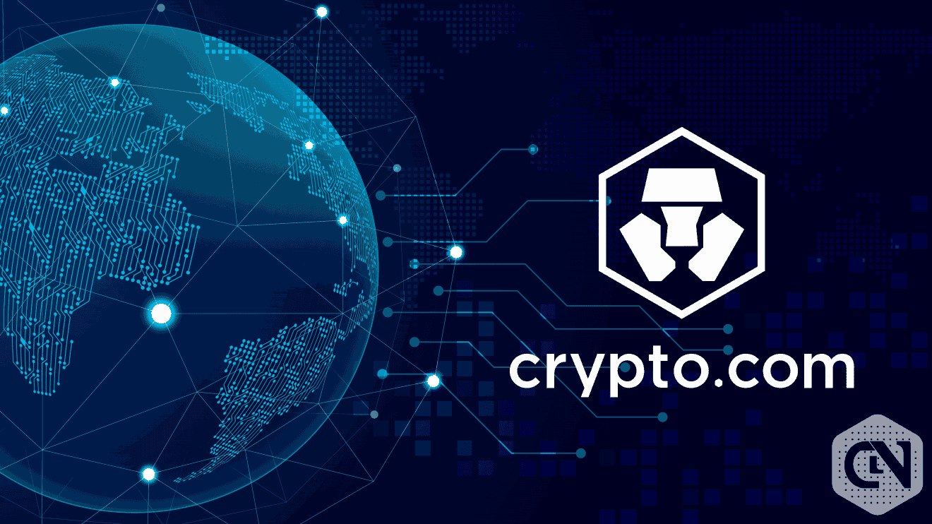 Crypto com lists ONT token