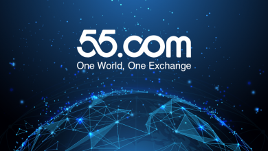 Photo of 55.com Launches Tokenized Collectible Trading Platform