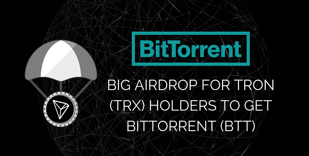 Bittorrent and tron