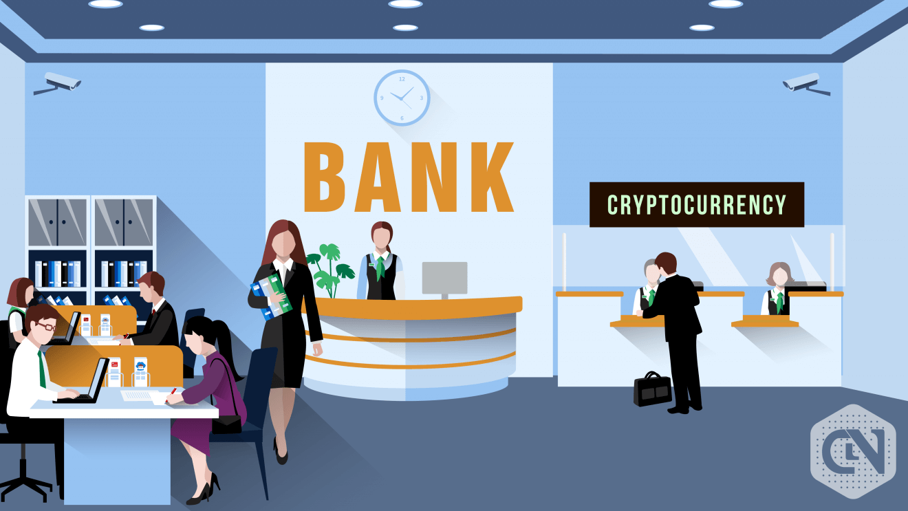 Bank &Cryptocurrency