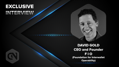 Photo of CEO at FIO Protocol, David Gold Speaks Exclusively With CryptoNewsZ