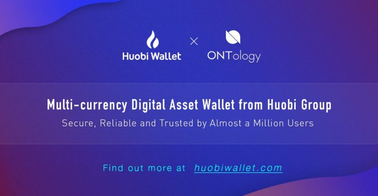 Huobi and Ontology