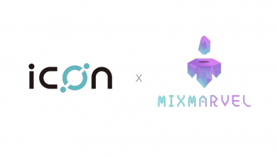 Photo of ICON Foundation Announces 'Strategic Partnership' with MixMarvel Gaming Platform