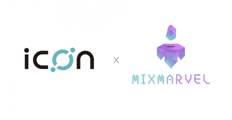 ICON and mix marvel