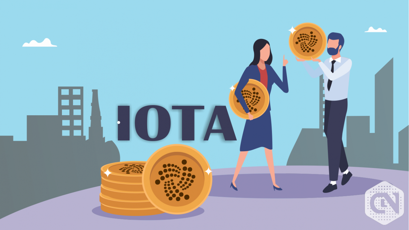 iota price analysis - 21 may