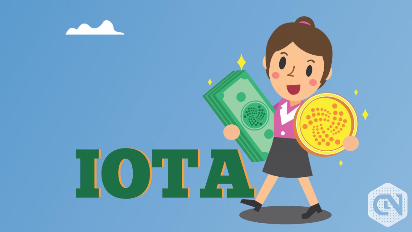 IOTA Price Analysis - MIOTA Predictions, News and Chart - May 28
