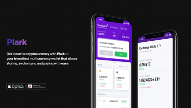 Photo of Multi-Currency Crypto Wallet Plark Now Available On Apple App Store