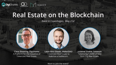 Real Estate on the Blockchain