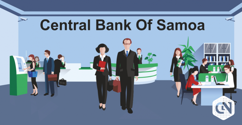 Onecoin-Central Bank Of Samoa