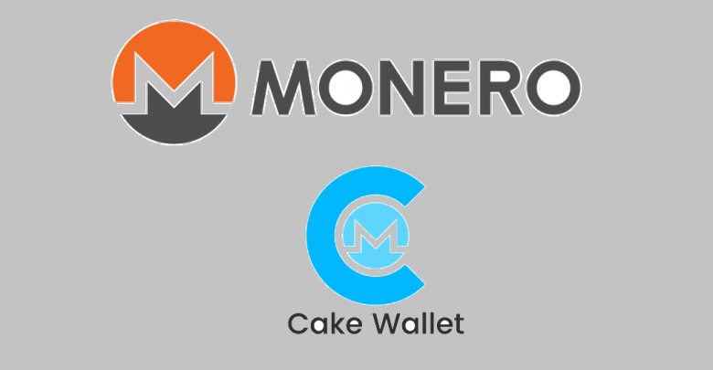 Monero and cake wallet