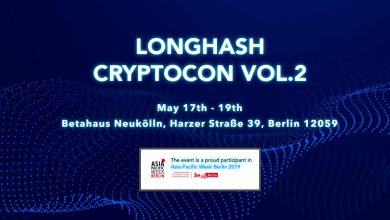 Photo of CryptoCon Vol.2 is Scheduled on 17th – 19th of May 2019 in Berlin