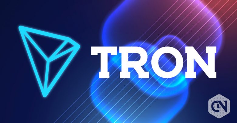 tron cryptocurrency live price