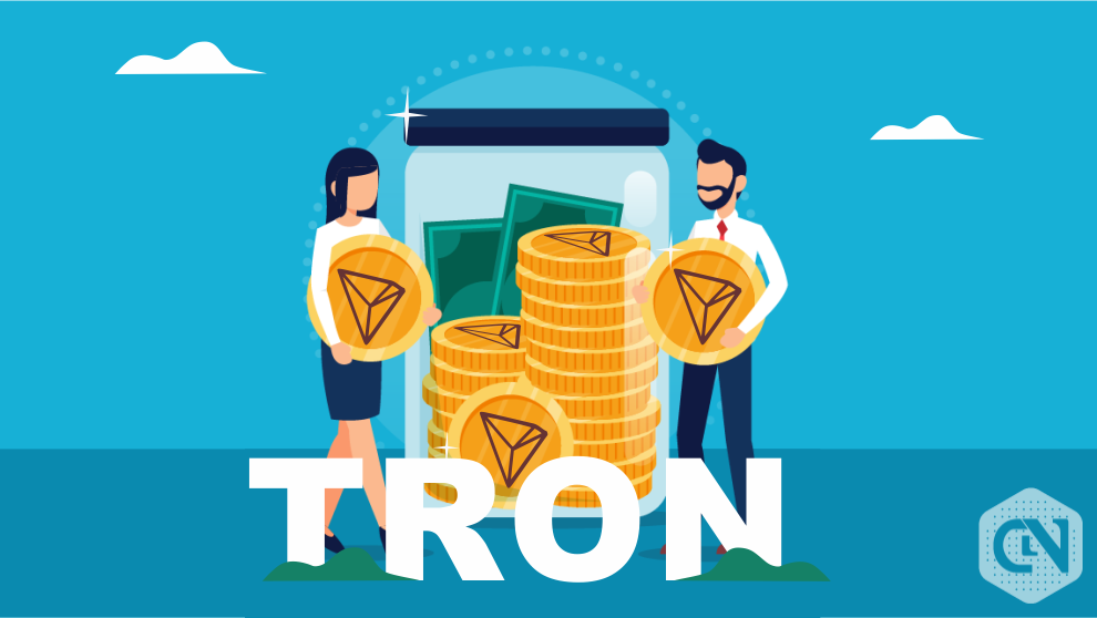 tron price analysis - May 21