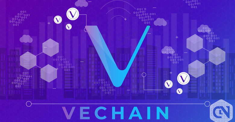what is vechain cryptocurrency