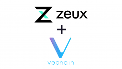 VeChain and Zeux