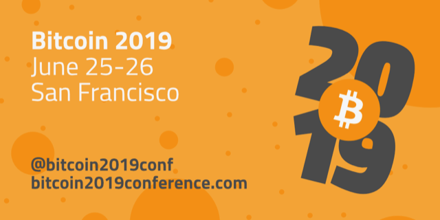bitcoin2019conference