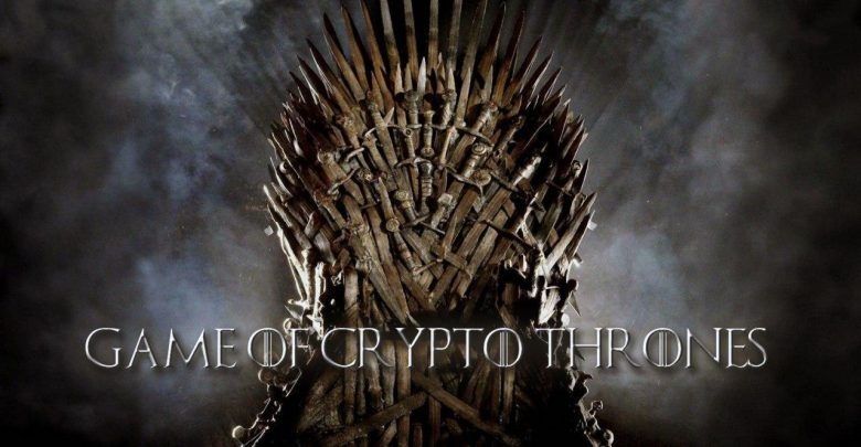 Game Of Crypto Thrones - Bitcoin Vs Ethereum