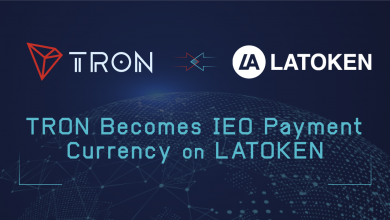 Photo of The IEO Launchpad Latoken Partners With Tron