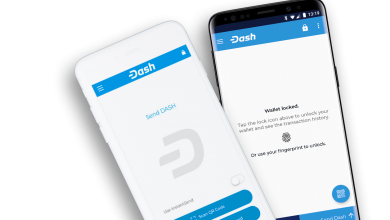 Dash Wallet For iPhone