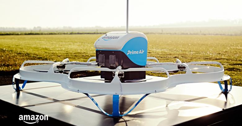 Amazon Prime Air - Drone Delivery