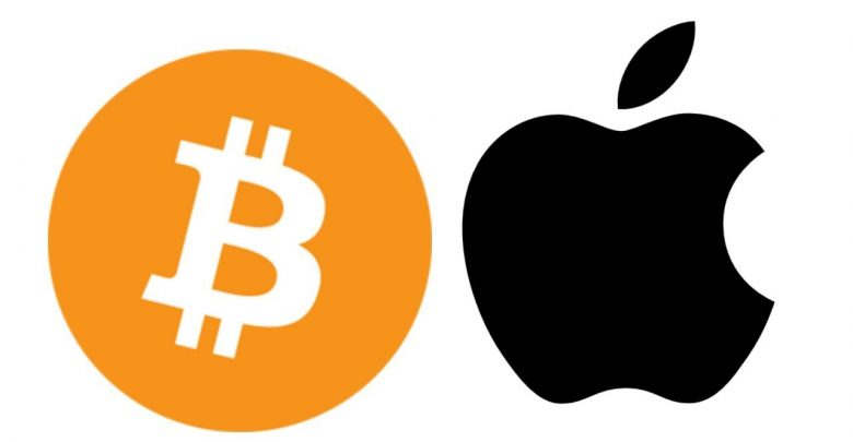 Apple Set Bitcoin