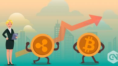 Photo of Ripple vs Bitcoin: BTC Steadily Remains Above $9100; While XRP Continues its Bullish Rebound