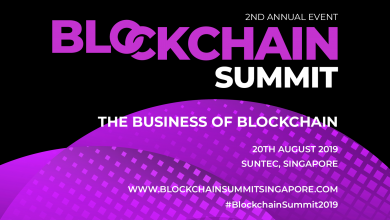 Photo of Suntec gears up for Blockchain Summit 2019; Join the leading Blockchain for Business event in Asia