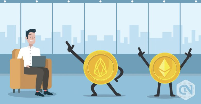 Ethereum and EOS
