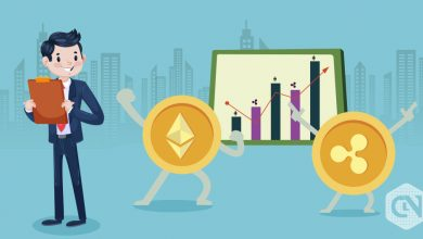 Photo of Ethereum Vs. Ripple: Ethereum (ETH) Trades Above $300 And Ripple (XRP) Above $0.45 For Longer Durations