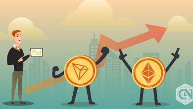 Tron Vs Ethereum