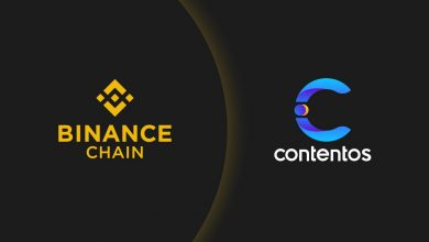 Contentos Binance Chain