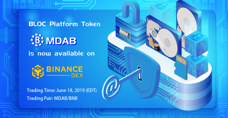 MDAB on Binance DEX