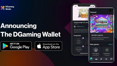 Photo of DGaming Release 'Mainstream Ready' Crypto Gaming Wallet Into iOS & Play Stores