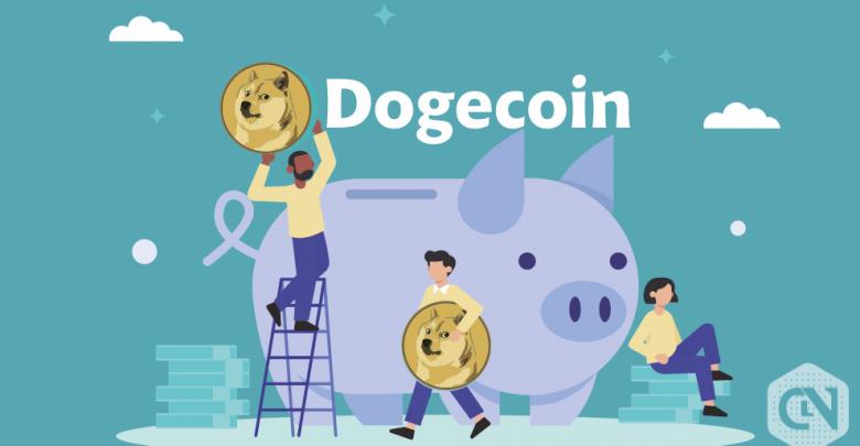 Стоимость Dogecoin