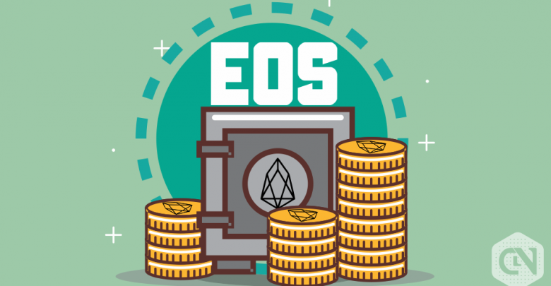 eos share price cryptocurrency