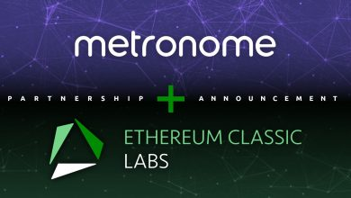 Photo of ETC Labs And Metronome Partner For Cross-Blockchain Interoperability