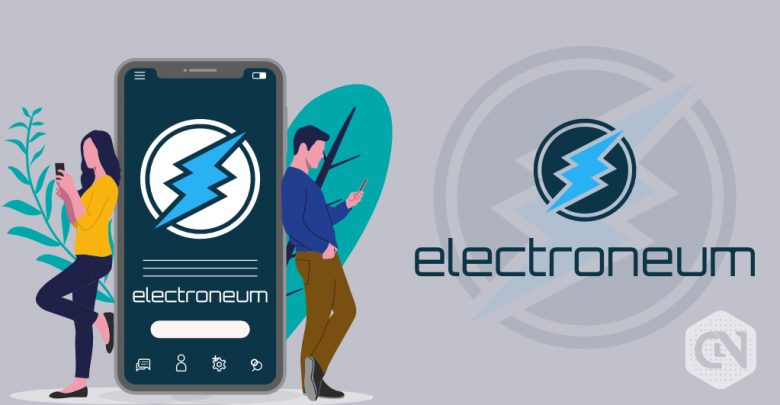 cryptocurrency electroneum price
