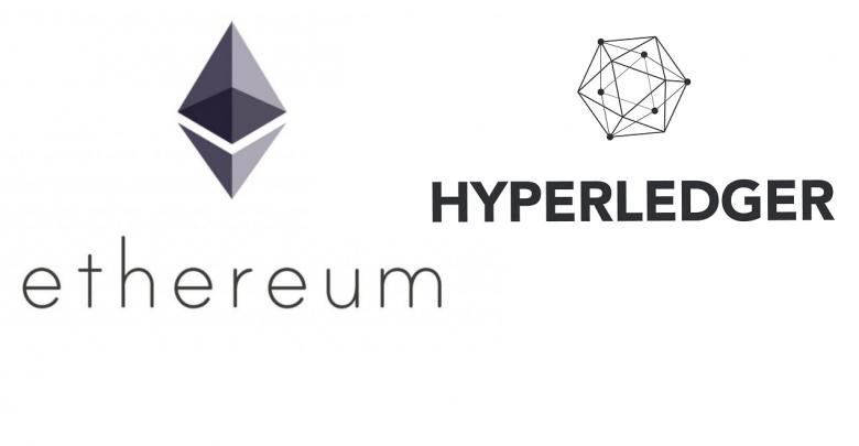 Ethereum and Hyperledger