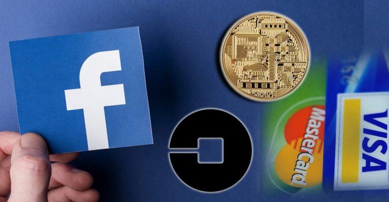 libra facebook mastercard visa