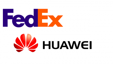 FedEx and Huawei
