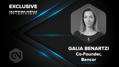 Photo of Co-Founder Of Bancor, Galia Benartzi Speaks Exclusively With CryptoNewsZ