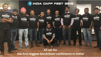 Photo of India Dapp Fest is ready to begin! The first biggest blockchain conference in India!