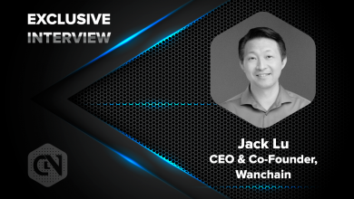 Photo of Co-Founder and CEO Of Wanchain, Jack Lu Speaks Exclusively With CryptoNewsZ
