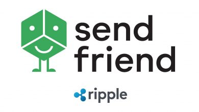 SendFriend Runs on Ripple