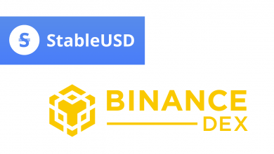 StableUSD and Binance DEX