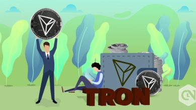 Photo of Tron (TRX) Swings From -2.59% to 3.64%; Likely to Close at $0.03550 In Last 7 Hours