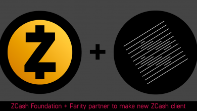 Zcash + Parity