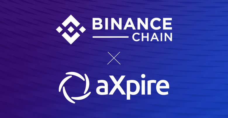 aXpire and Binance Chain