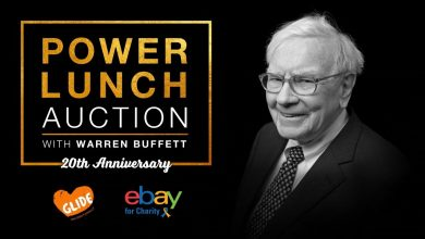 Photo of The 20th Annual eBay Power Lunch With Warren Buffett Will Take Place In San Francisco