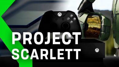 Photo of Microsoft Announces Fastest Ever Gaming Console Named 'Project Scarlett'